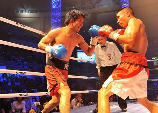2018中国北部湾(钦州)首届WBC世界拳王争霸赛开赛